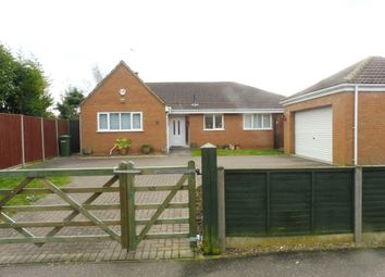 Thumbnail 4 bedroom detached bungalow for sale in Kinderley Road, Wisbech