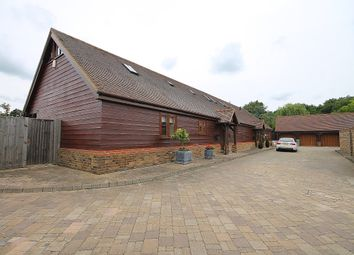 Thumbnail 3 bed barn conversion for sale in White Stubbs Lane, Broxbourne