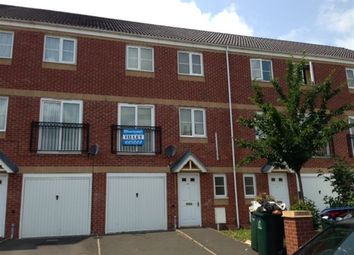 Thumbnail 4 bed terraced house to rent in Signet Square, Coventry