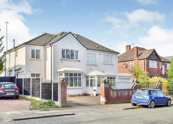 Thumbnail 5 bed detached house for sale in Netherwood Road, Northenden, Greater Manchester