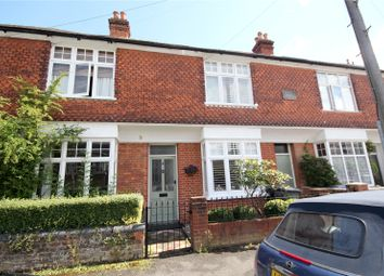 Thumbnail 4 bed terraced house for sale in Charles Street, Chertsey, Surrey