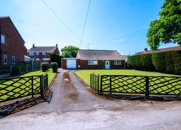 Thumbnail 2 bed detached bungalow for sale in Ings Lane, Kellington, Goole