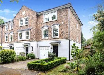 High Beeches, Weybridge KT13. 4 bed town house