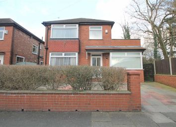 Thumbnail 3 bedroom detached house for sale in Fir Road, Swinton, Manchester