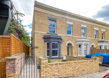 Thumbnail 3 bed end terrace house for sale in Lilford Road, London