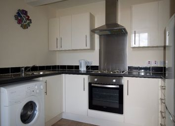 Thumbnail 2 bed flat to rent in Hamilton Street, Saltcoats, North Ayrshire