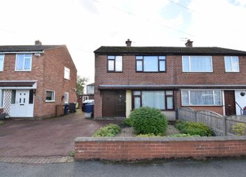 Thumbnail 3 bed semi-detached house for sale in Marina Grove, Lostock Hall, Preston
