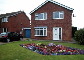 Thumbnail 3 bed property for sale in Sandringham Drive, Louth, Lincolnshire