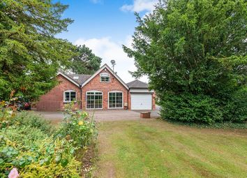 Thumbnail 5 bed detached house for sale in Moss Lane, Yarnfield, Stone