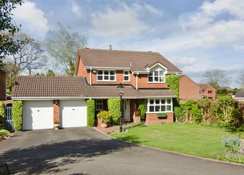 Thumbnail 4 bed detached house for sale in Hunslet Road, Burntwood
