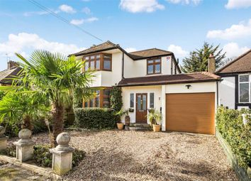Thumbnail 3 bed detached house for sale in Featherstone Road, London