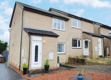Thumbnail 1 bed flat for sale in Lyne Drive, Summerston, Glasgow