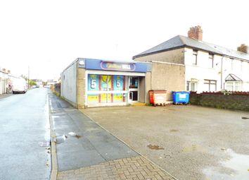 Thumbnail Land for sale in Stenhousemuir Place, Splott, Cardiff