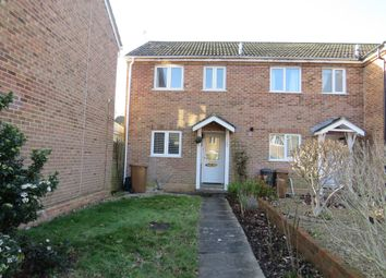 Thumbnail 2 bed end terrace house for sale in Hunters Crescent, Romsey