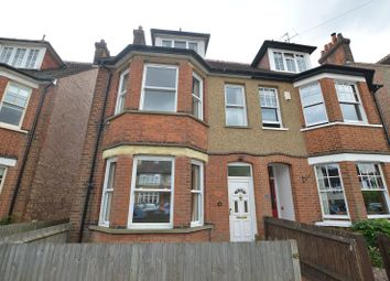 Thumbnail 4 bed semi-detached house to rent in Brampton Road, St Albans