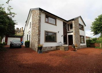 Thumbnail 4 bed detached house for sale in Octavia Terrace, Greenock, Renfrewshire