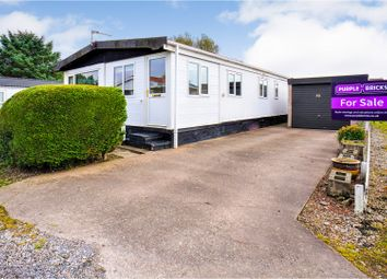 Thumbnail 2 bed mobile/park home for sale in The Lido Village, Wigton