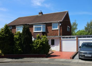 Thumbnail 3 bed semi-detached house for sale in Wolviston Road, Billingham