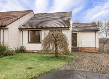 Thumbnail 3 bed semi-detached bungalow for sale in Newmiln Road, Perth, Perth & Kinross