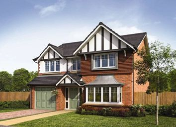 Thumbnail 4 bed detached house for sale in Barrington Park, Alsager, Cheshire