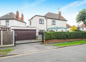 Thumbnail 4 bed detached house for sale in Blyth Road, Worksop