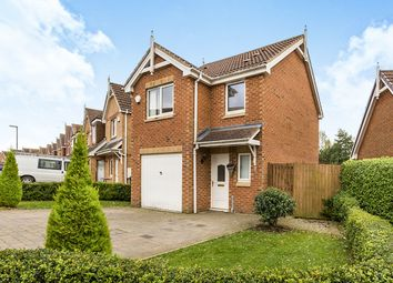 Thumbnail 3 bed detached house for sale in The Chequers, Consett