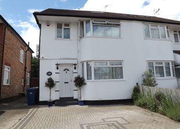 Thumbnail 4 bed semi-detached house for sale in Lynford Gardens, Edgware