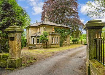 Thumbnail 4 bed detached house for sale in Pateley Bridge Road, Burnt Yates, Harrogate