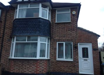 Thumbnail 4 bed semi-detached house to rent in Brookdene Road Plumstead, Woolwich, London, London