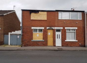 Thumbnail 2 bedroom terraced house for sale in Gregson Terrace, Seaham