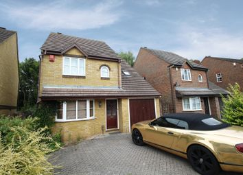 Thumbnail 3 bed detached house for sale in Glastonbury Close, Orpington, Kent