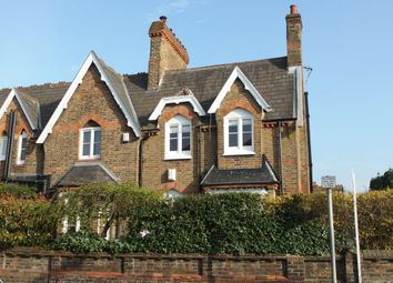 Thumbnail 2 bed terraced house to rent in Church Road, Wimbledon, London