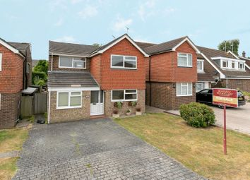 Thumbnail 4 bed detached house for sale in Tiltwood Drive, Crawley Down, Crawley