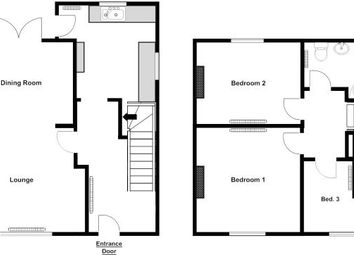 3 bed semi-detached house to rent in London Road, Clacton-On-Sea CO15