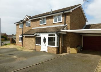 Thumbnail 5 bed detached house for sale in Falkland Road, Evesham