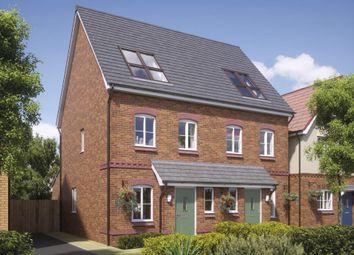 Thumbnail 4 bed semi-detached house for sale in Hinkshay Road, Dawley, Telford