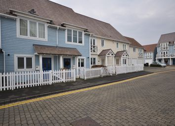 Thumbnail 2 bed terraced house to rent in Crossfield Walk, Snodland
