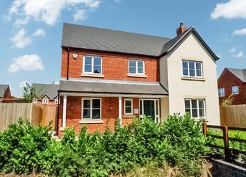 Thumbnail Detached house for sale in Ferrers Chase, Linton Heath, Linton, Swadlincote