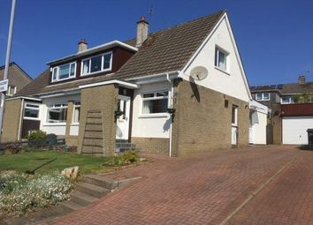 Thumbnail 3 bed semi-detached house for sale in Craigenbay Road, Lenzie, Glasgow