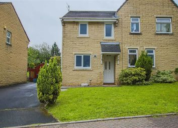 Thumbnail 2 bed semi-detached house for sale in Printers Fold, Burnley, Lancashire