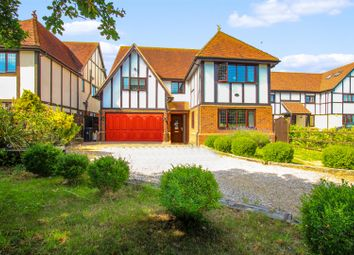 Thumbnail 5 bed detached house for sale in Rectory Road, North Fambridge, Chelmsford