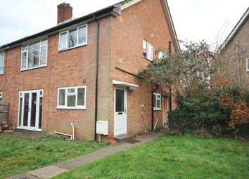 Thumbnail 3 bed flat to rent in Coniston Road, Leamington Spa