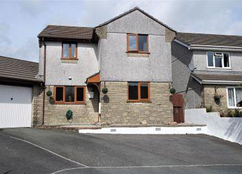 Thumbnail 4 bed detached house for sale in Kilmar Road, Liskeard