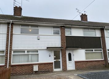 Thumbnail 3 bed terraced house to rent in Haymarket Close, Hull