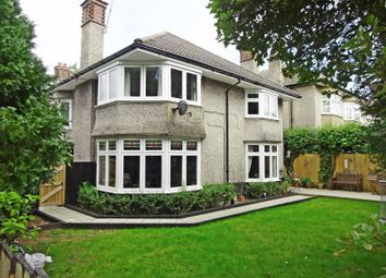 3 bed flat for sale in Stirling Road, Talbot Woods, Bournemouth BH3