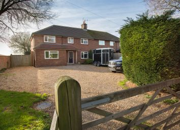 Thumbnail 5 bed semi-detached house for sale in Cublington Road, Aston Abbotts, Aylesbury