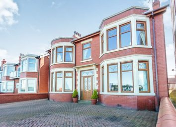 Thumbnail 5 bed detached house for sale in The Esplanade, Fleetwood