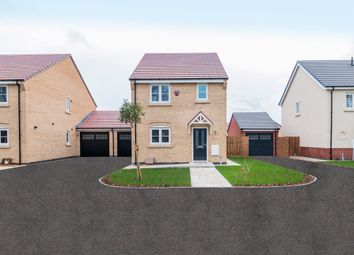 Thumbnail 3 bed detached house for sale in Stanton Road, Sapcote