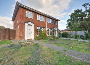 Thumbnail 3 bed semi-detached house to rent in Pinner Hill Road, Pinner, Middlesex