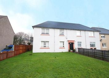 Thumbnail 2 bed flat for sale in Slatefield, Lennoxtown, Glasgow, East Dunbartonshire